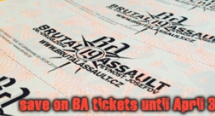 Brutal Assault 2014 tickets % accomodations