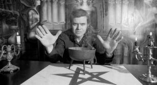 H.R. Giger, February 5, 1940 - May 12, 2014