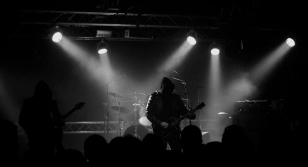 Mgła &Clandestine Blaze live