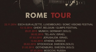 Rome - Ten Year Anniversary Tour