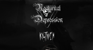 Nocturnal Depression - first concert in Romania