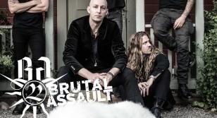 Brutal Assault 22 - The final line-up!