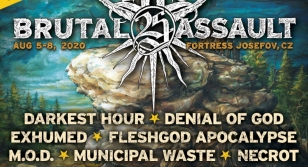 Brutal Assault #25, new bands February 2020